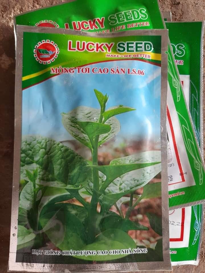 Gói hạt giống