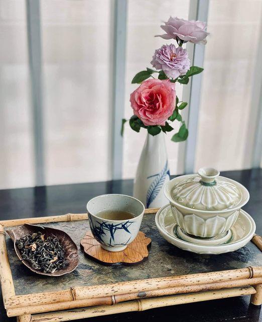 trà và hoa, tác dụng phụ của trà xanh
