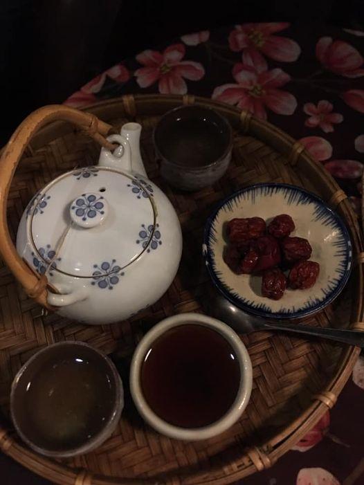 trà và táo, tác dụng phụ của trà xanh