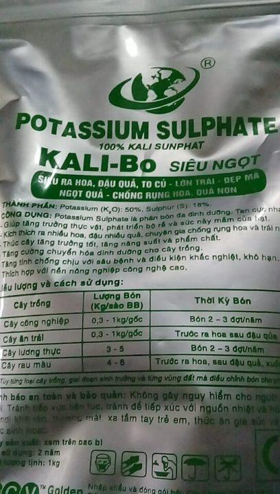 Các loại phân bón hóa học trong nông nghiệp hiện nay